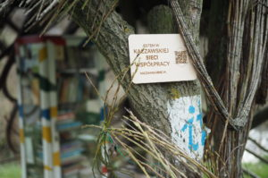szafa z ksiązkami